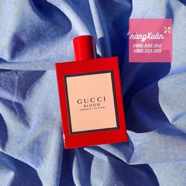 Review nước hoa Gucci Bloom hàng chính hãng