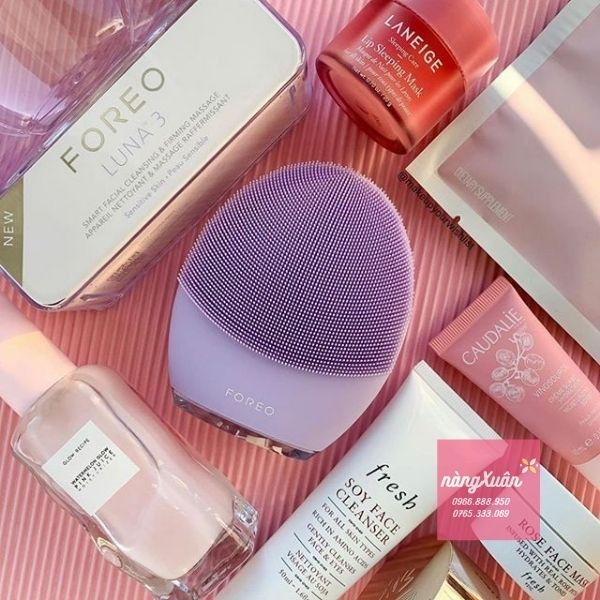 Chức năng Find my Foreo của FOREO LUNA 3