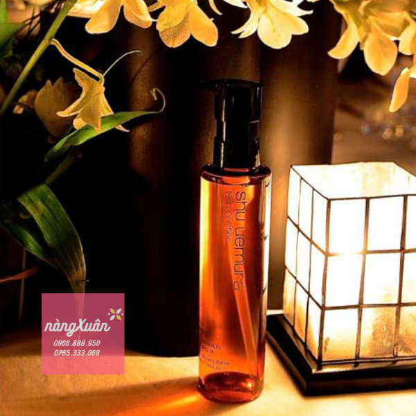SHU UEMURA Skin Purifier Ultime8 Sublime Beauty Cleansing Oil150m