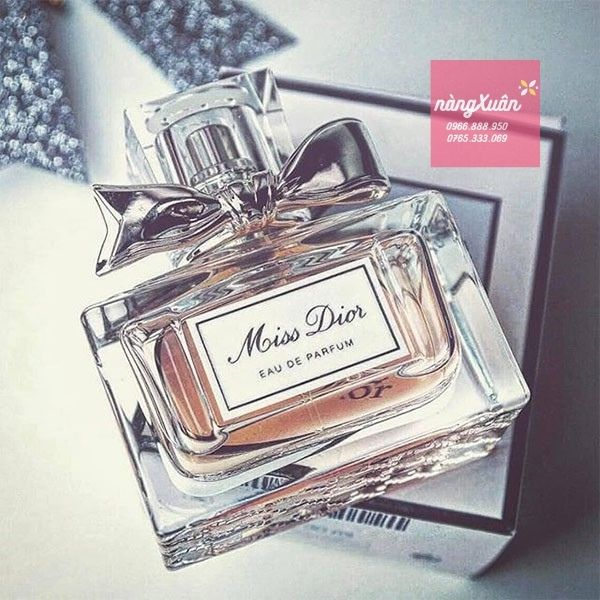 Nước hoa DIOR Mini Miss Dior EDP 5ml miss dior la collection set
