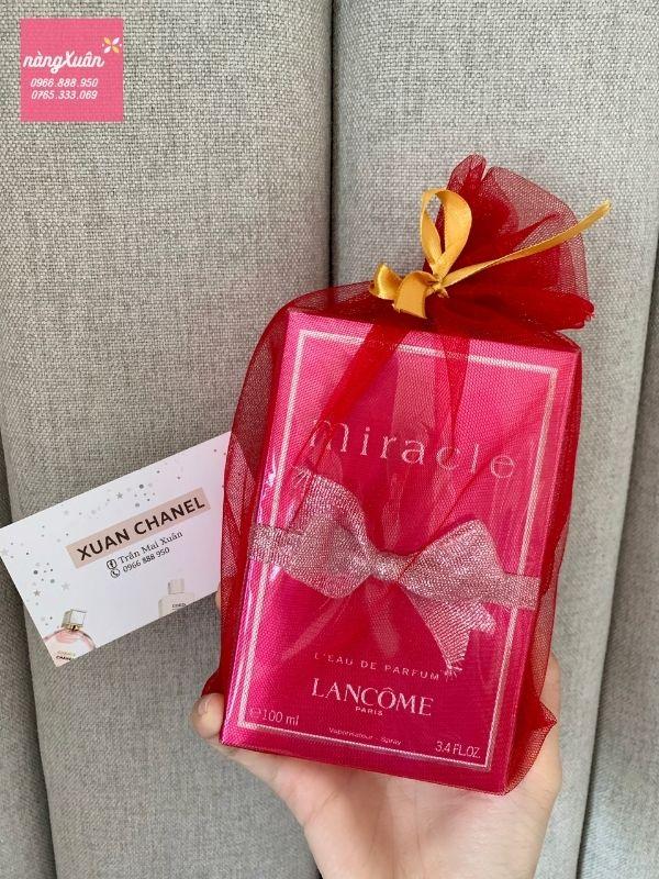 Nước hoa Lancome Miracle L'eau De Parfum chính hãng