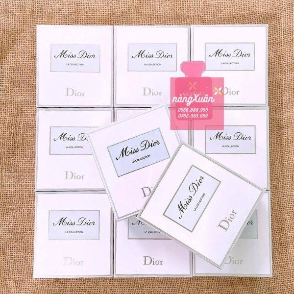 Set Nước Hoa mini MISS DIOR La Collection 4×5ml