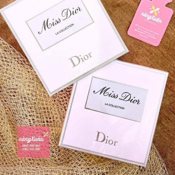 Hình shop chụp Set nước hoa Dior mini