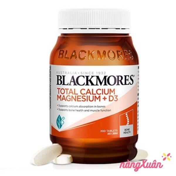 Thuốc Canxi Blackmores Úc