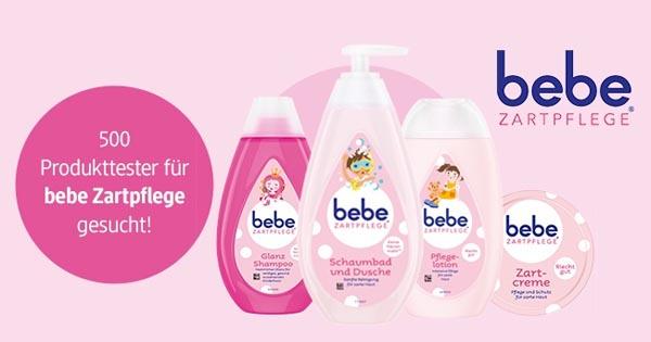 Thương hiệu Bebe - mỹ phẩm lâu đời nổi tiếng tại Đức