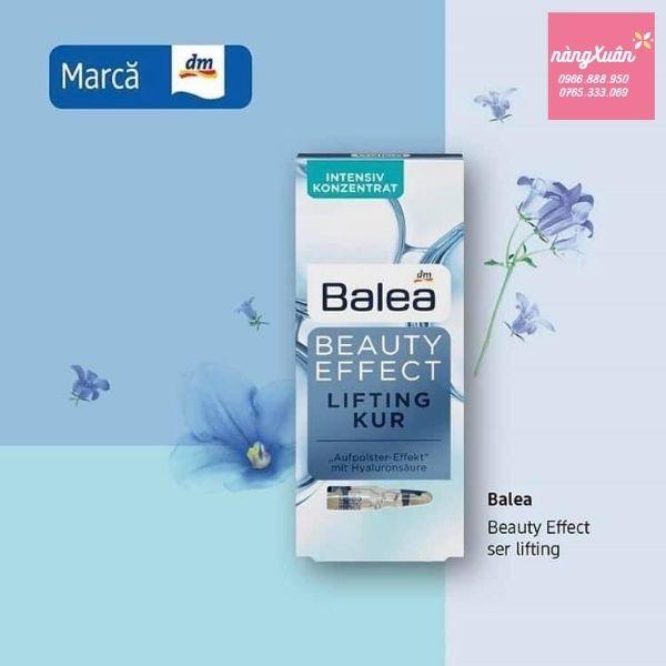 Huyết thanh collagen tươi Balea Beauty Efect Lifting Kur