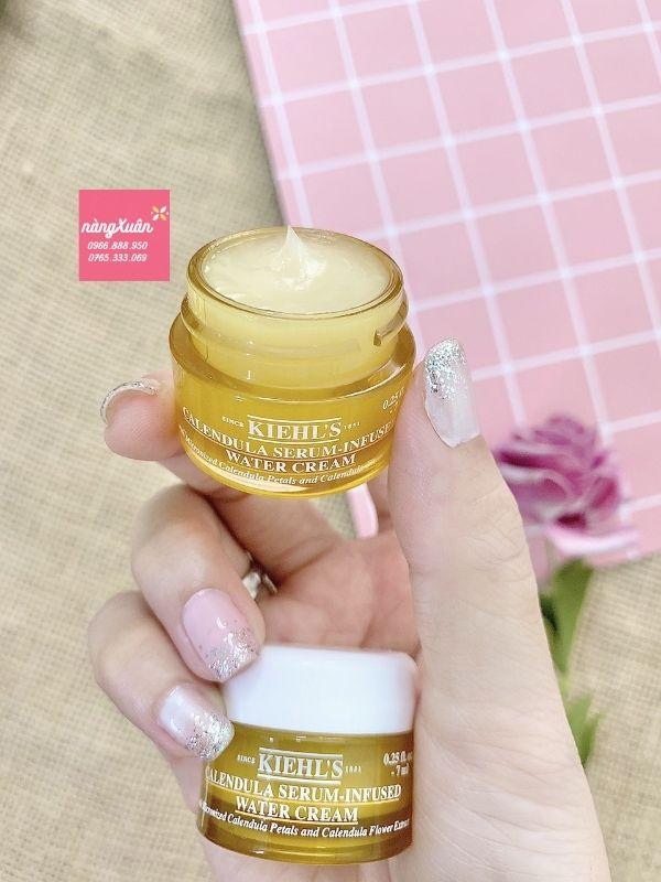Kem dưỡng hoa cúc Kiehl's mini chính hãng có ại Nàng Xuân Authentic được xách tay Air nguồn gốc rõ ràng