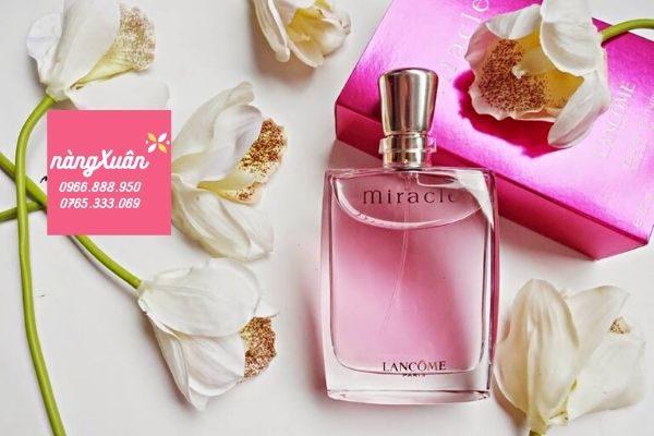 Nước hoa Lancôme Miacle L'Eau De Parfum bám hương lâu, toả hương tốt