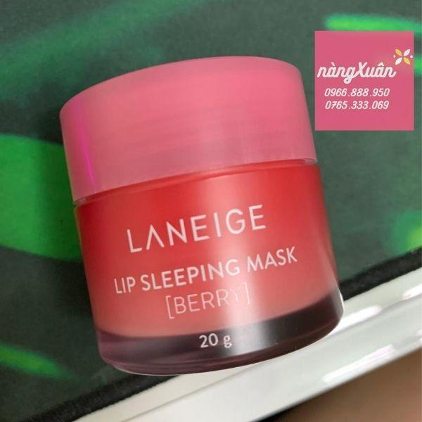 Mặt nạ ngủ môi Laneige Fullsize