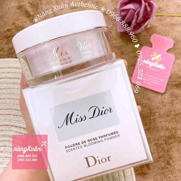 Hình shop chụp Miss Dior Powder