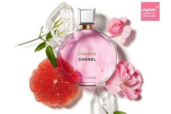 Nước hoa Chance Chanel hồng