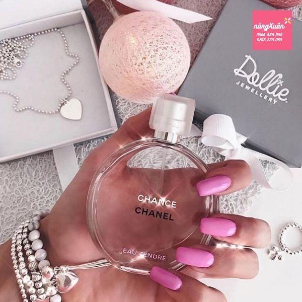 Review Nước hoa Chanel Hồng