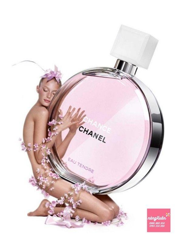 Nước hoa Chance Chanel Eau Tendre EDT 50ml chính hãng