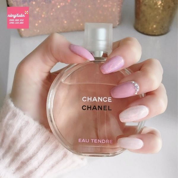 Chance Chanel hồng