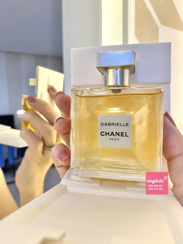 Chanel Gabrielle EDP ra mắt năm 2017