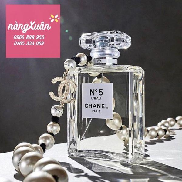 Nước hoa Chanel N°5 L'Eau 50ml