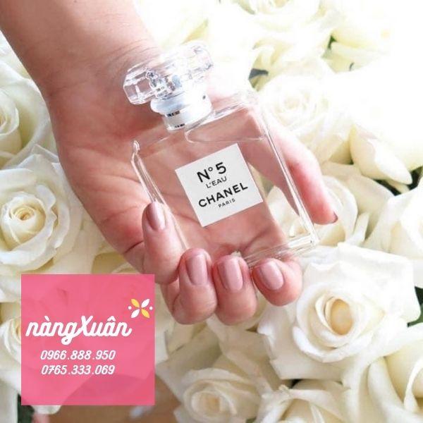 Nước hoa Chanel N°5 L'Eau 50ml chính hãng giá rẻ