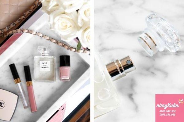 Nước hoa Chanel N°5 L'Eau chính hãng giá rẻ