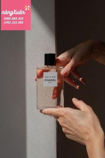 Nước hoa Chanel Paris - Riviera Eau de Toilette Spray chính hãng có sẵn tại shop