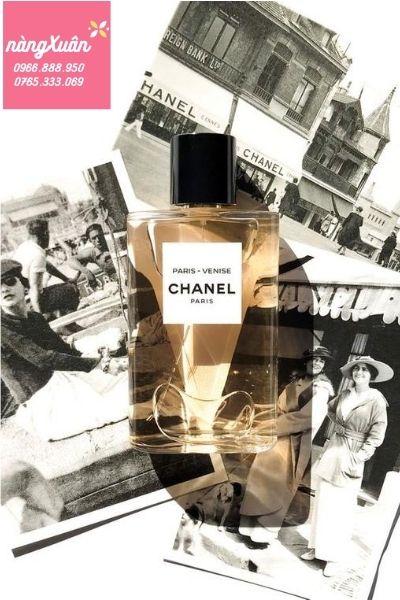 Nước hoa Chanel Paris - Venise Eau de Toilette Spray chính hãng có sẵn tại Nàng Xuân Authentic