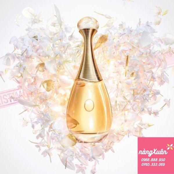 Nước hoa Dior J'adore chính hãng giá bao nhiêu