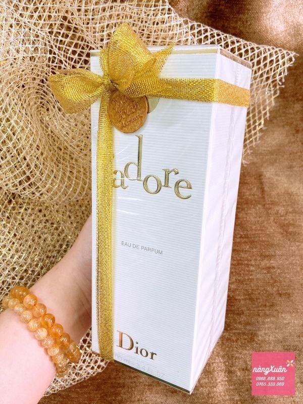Nước hoa Dior J'adore chính hãng tại Nàng Xuân Authentic được xách tay Air có bill chuẩn