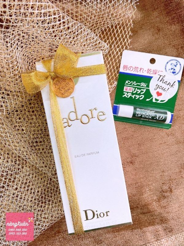 Nước hoa Dior J'adore chính hãng có tại Nàng Xuân Authentic với chất lượng tuyệt đối