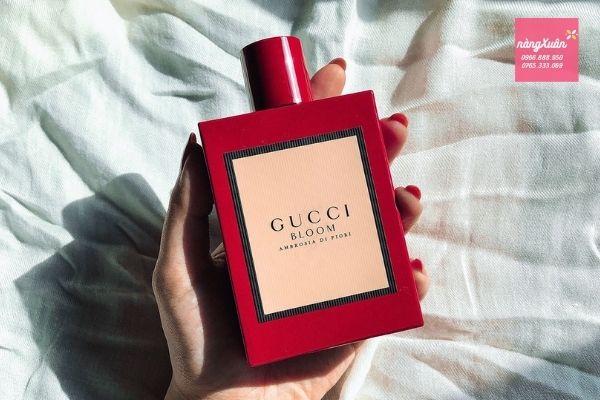 Nước hoa Gucci Bloom Đỏ