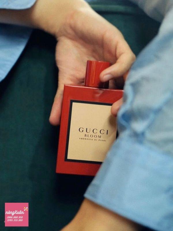 Gucci Bloom Ambrosia Di Fiori EDP chính hãng