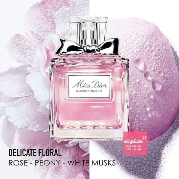 nuoc hoa  Miss Dior Blooming Bouquet Eau de Toilette