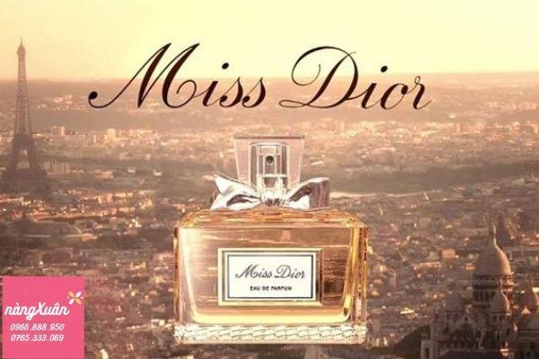Nước hoa Miss Dior Eau de Parfum 100mlchính hãng