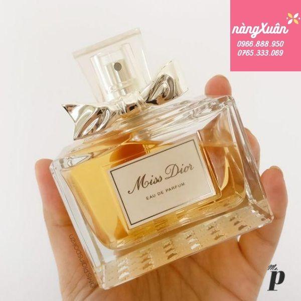 Mùi hương siêu đỉnh đến từ Miss Dior Eau de Parfum
