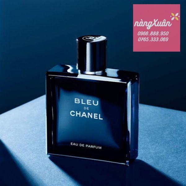 review Nước hoa nam Bleu De Chanel EDP 100ml chính hãng giá rẻ