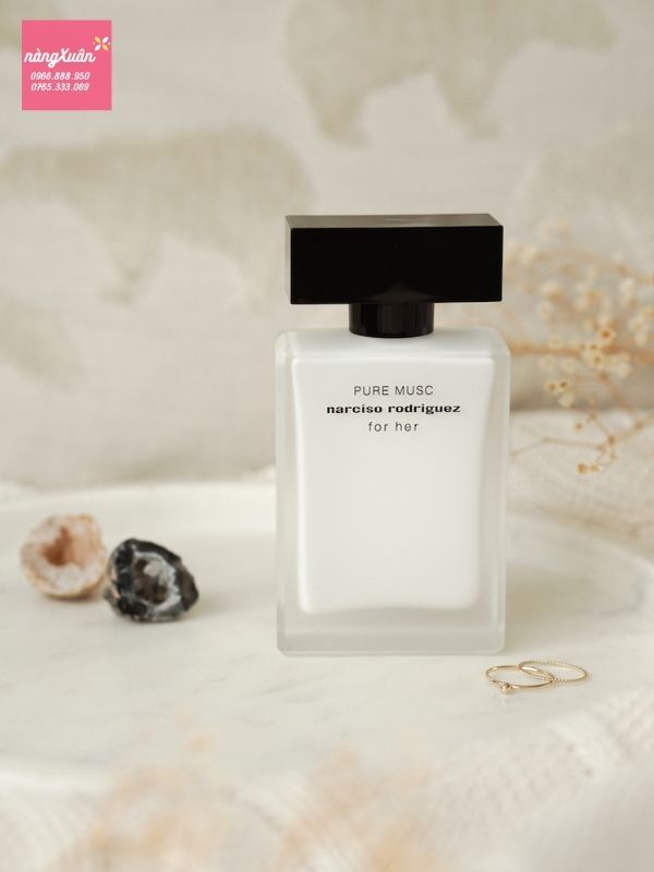Review nước hoa Narciso Pure Musc For Her EDP