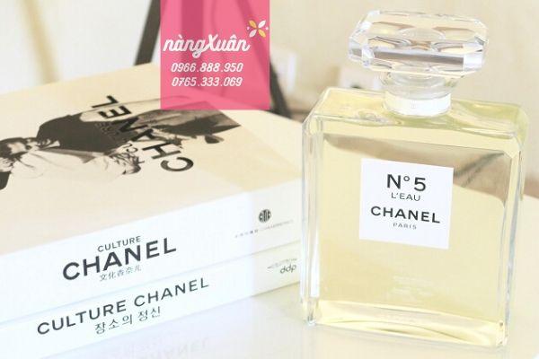 Chanel No5 L'Eau bám lâu, toả hương tốt
