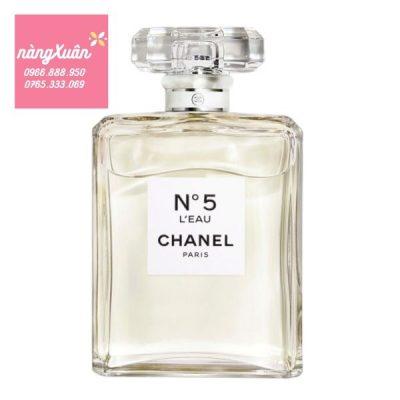 Nước hoa Chanel N°5 L'Eau 50ml chính hãng.