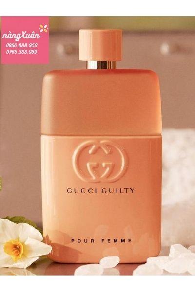 Review Nước hoa Gucci Pour Femme Love Edition EDP 90ml có sẵn chính hãng