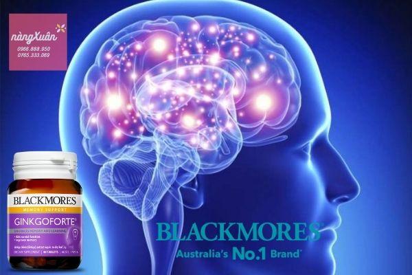 Viên uống bổ não Blackmores của Úc