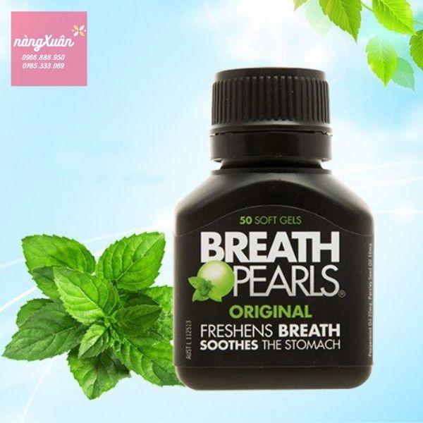 Breath Pearls chính hãng của Úc