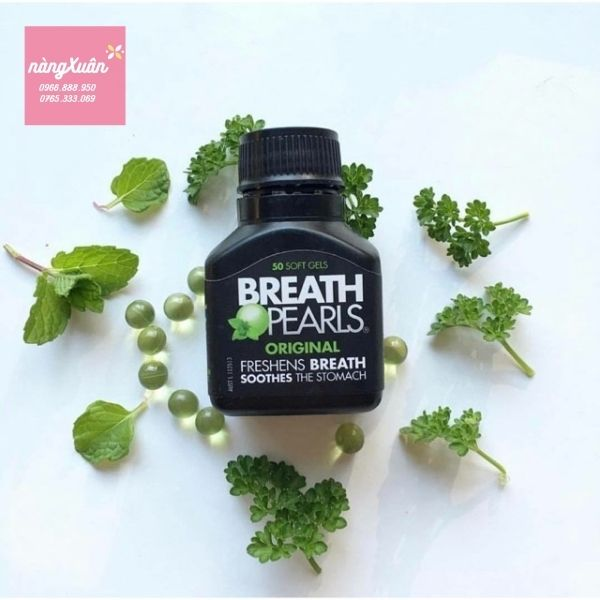 Breath Pearls của Úc
