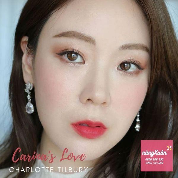 Review Son CT Hot Lips Carina Love chính hãng