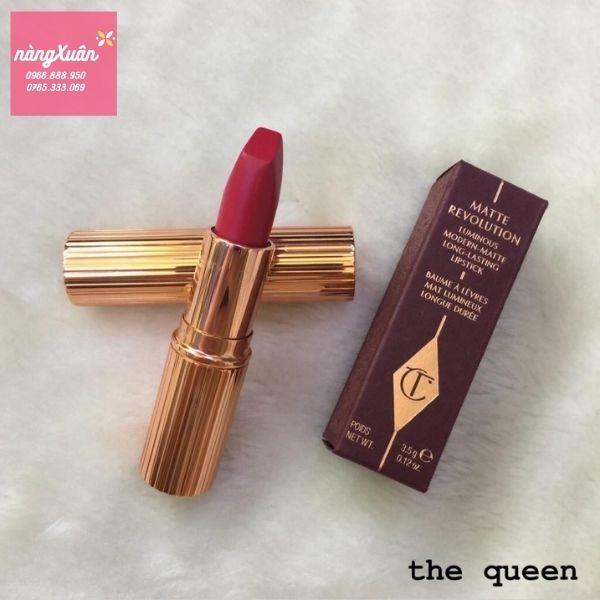 Charlotte Tilbury Matte Revolution Lipstick chính hãng