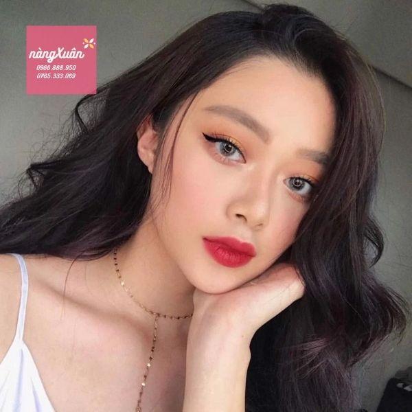 Review Charlotte Tilbury Lipstick màu đỏ thuần