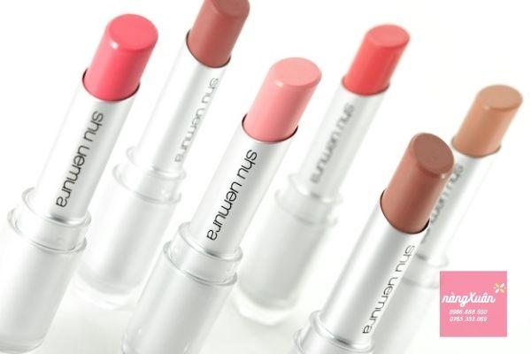 Thiết kế Shu Uemura Rouge Unlimited Matte Lipstick