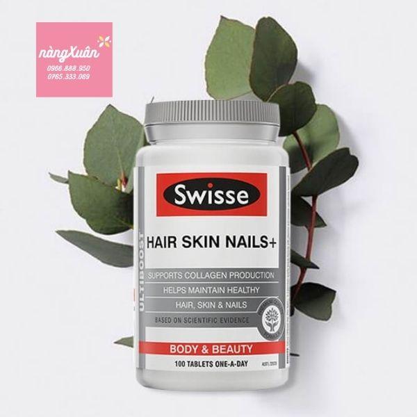 Viên uống Collagen Swisse của Úc
