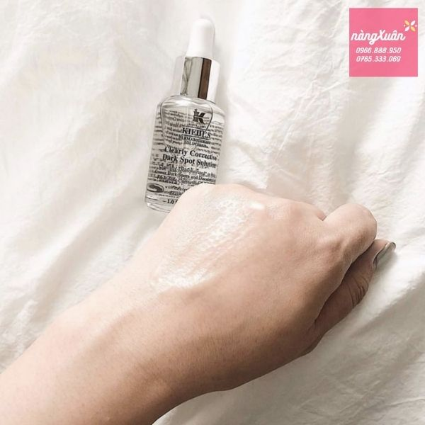 Serum Kiehls Clearly Corrective Dark Spot Solution Review