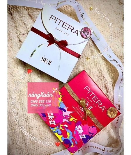 Set SK-II Pietra Aura Kit Limited chinh hang