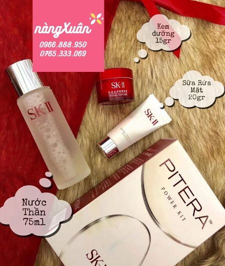 SK-II PITERA Power Kit chinh hang mua o dau - Nang Xuan Authentic noi ban hang bang ca trai tim ♡