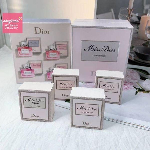Miss Dior La Collection Set 5ml
