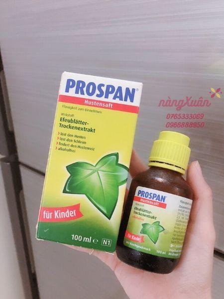 Sản phẩm chuyên dùng để điều trị các triệu chứng cảm cúm, ho và viêm phế quản.